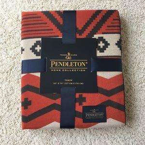 Pendleton Saxony Hills Throw Blanket, NWT